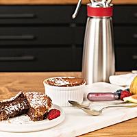 40-Sekunden Schokolade Küchlein