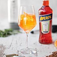 Sparkling Aperol Tonic