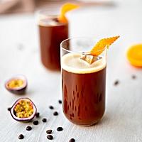 Sparkling Coffee Orange
