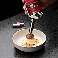 Warmes Schokolademousse