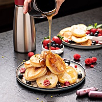 Buttermilch-Pancakes