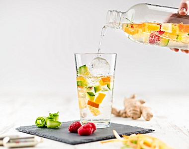Sprudelt vor Ideen - <br/>mehr als nur Sodawasser!